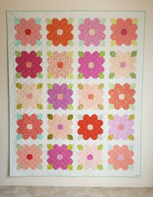 Image of Summer Blossoms PDF Pattern