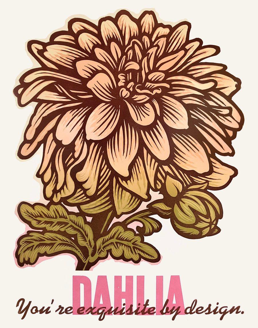 """Image of """"Dahlia"""""""