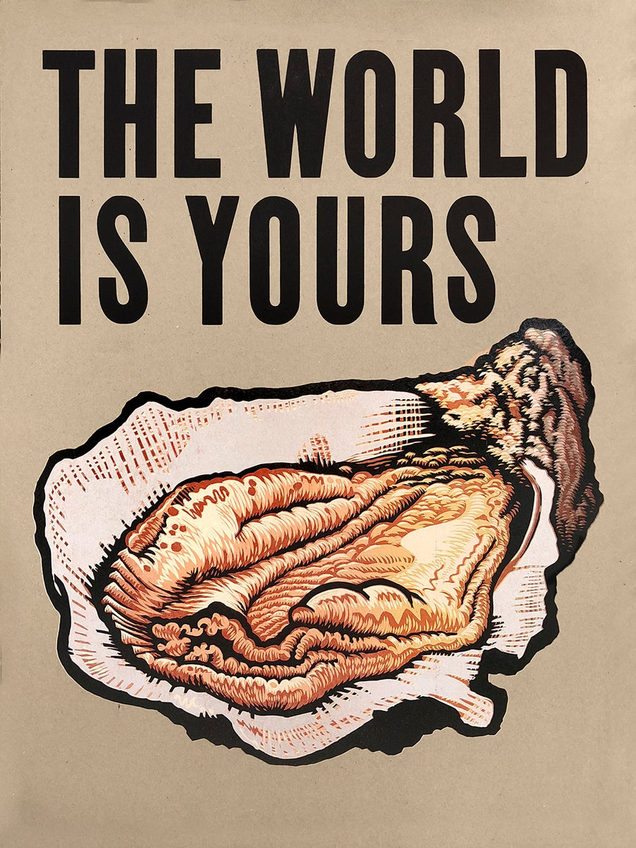"Image of ""The World Is Yours"""