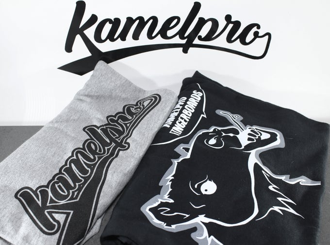 Image of KAMELPRO T-SHIRT LOGO