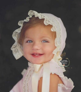 Image of The Lyla Heirloom Bonnet