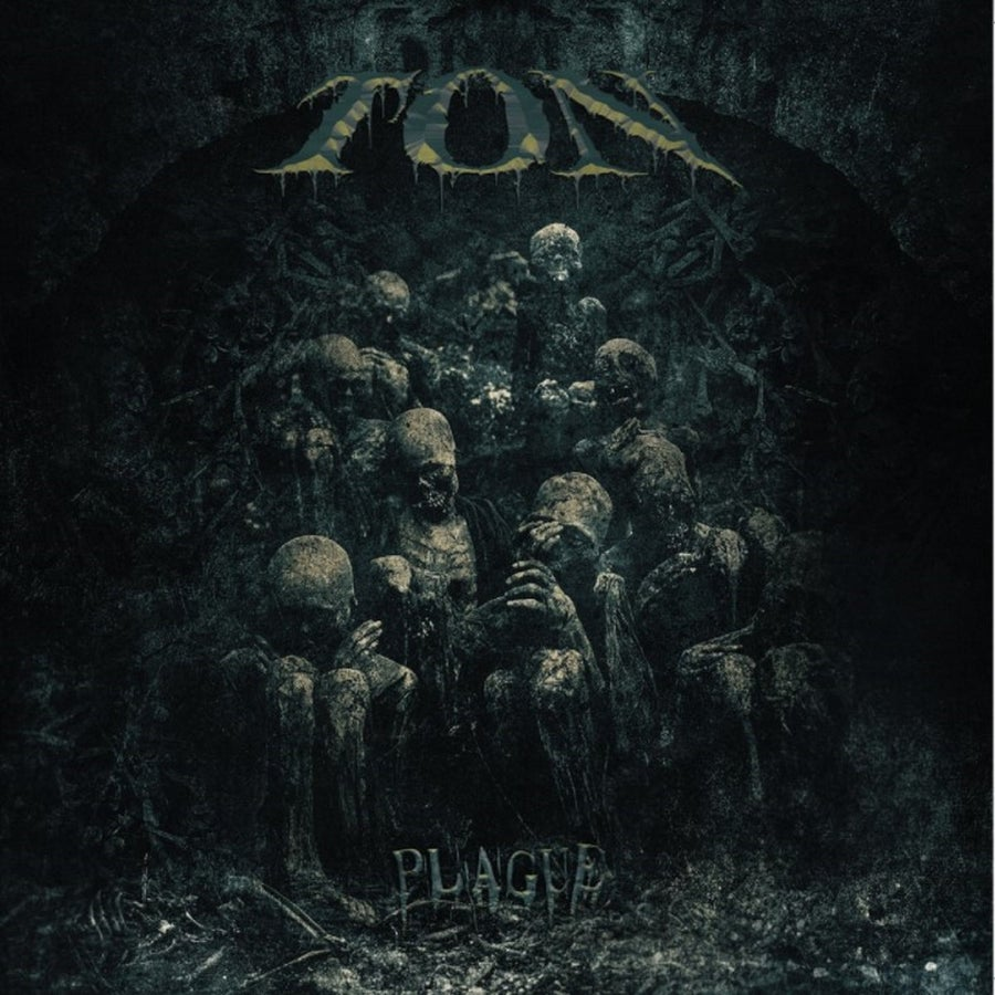 Image of Ton - Plague CD