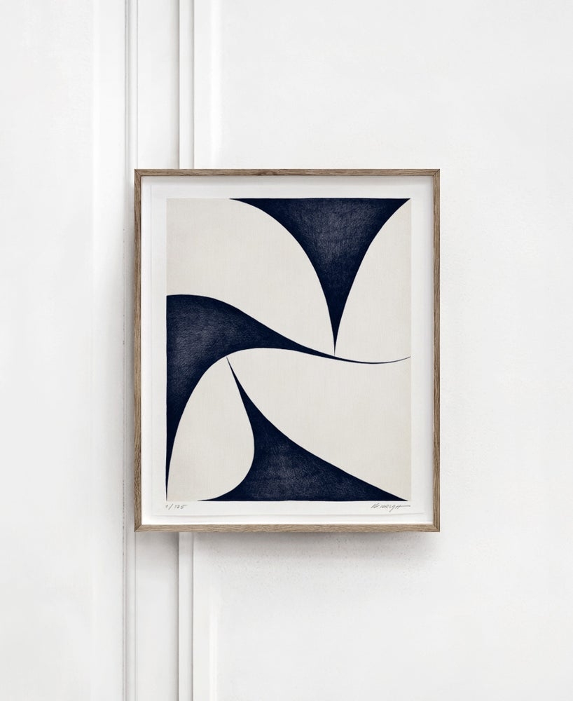 Image of Shapes · Blue (on sale)