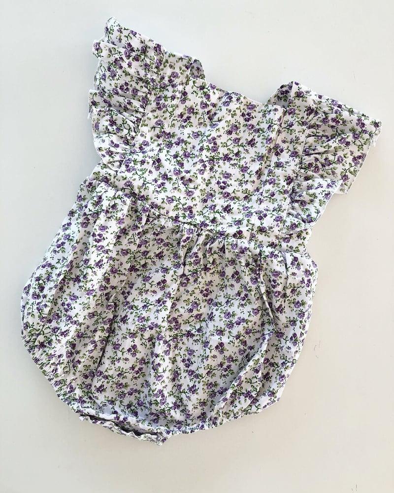 Image of Violet Playsuit
