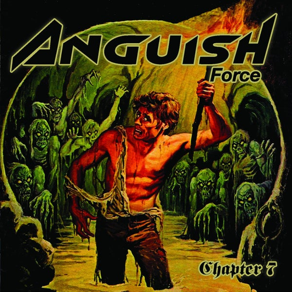 "Image of ANGUISH FORCE ""Chapter 7"" CD"