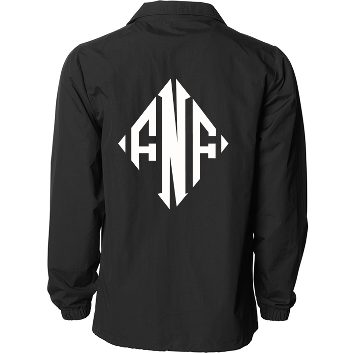 Image of Diamond Wind Breaker (black)