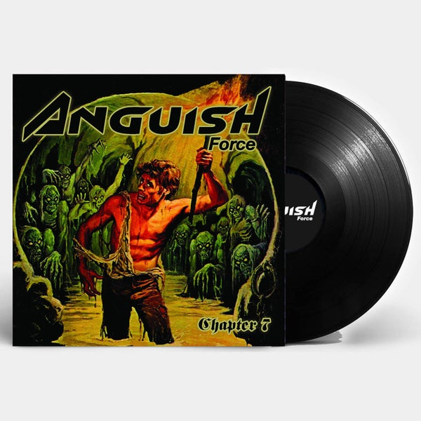 "Image of ANGUISH FORCE ""Chapter 7"" LP (PRE-ORDER)"