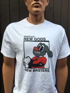 """Image of """"New Masters"""" T-Shirt"""