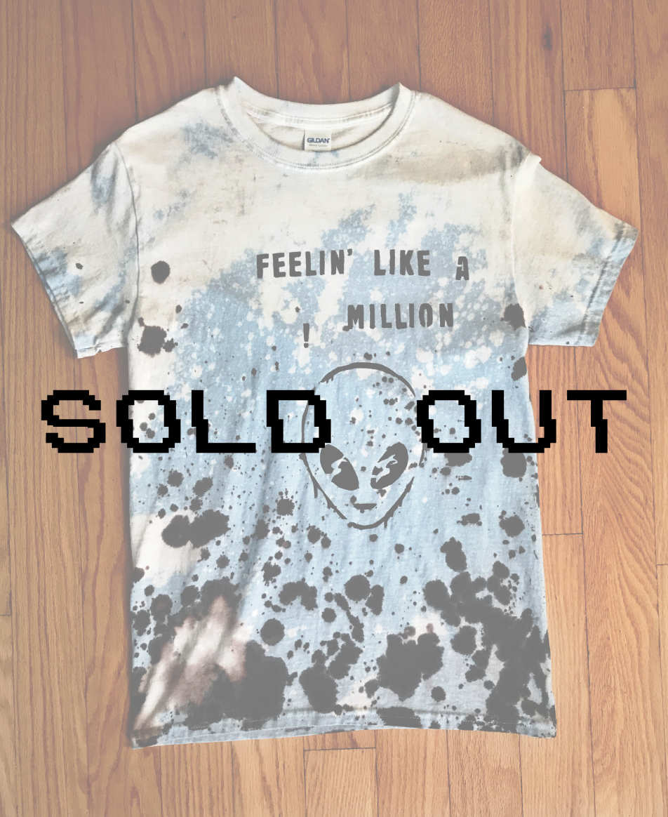 Limited Edition (Only 20) HAND MADE (Feelin' Like A Million, Can't Kill My Vibe)