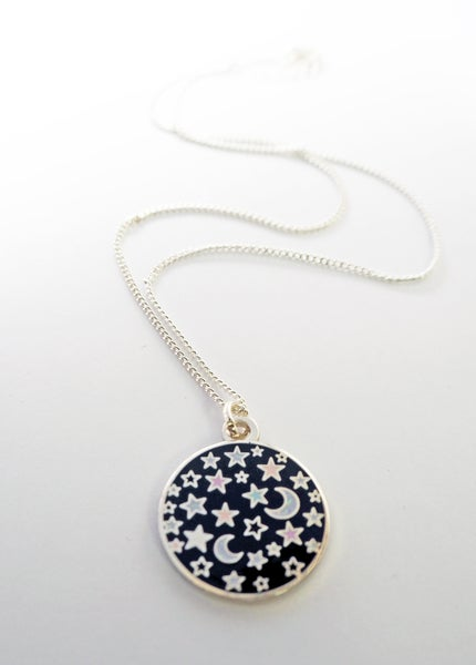Image of Galaxy Necklace