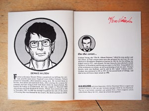 Image of U.K. KILLERS mini book