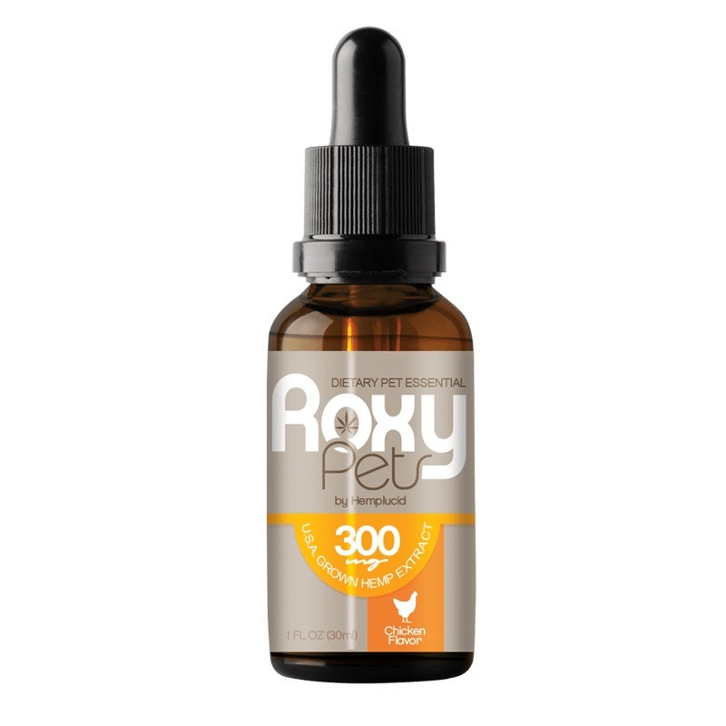 Image of Roxy Pet CBD for Dogs