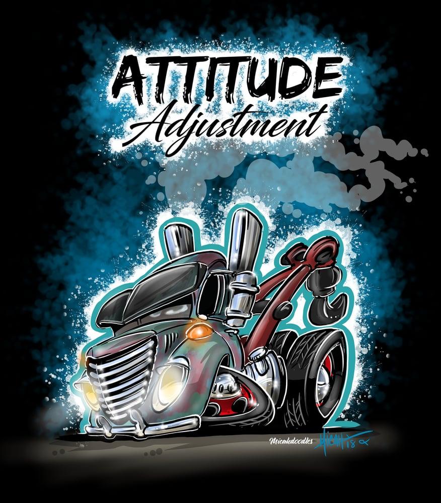 Image of Attitude Adjustment
