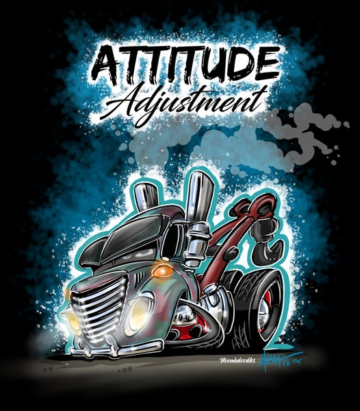 Image of Attitude Adjustment