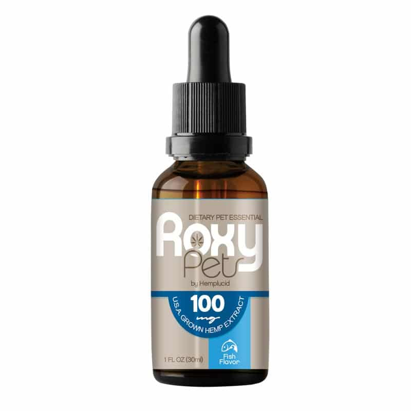 Image of Roxy Pet CBD for Cats