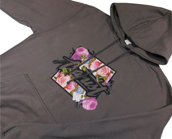 Image of Vanist Floral / Steel Grey