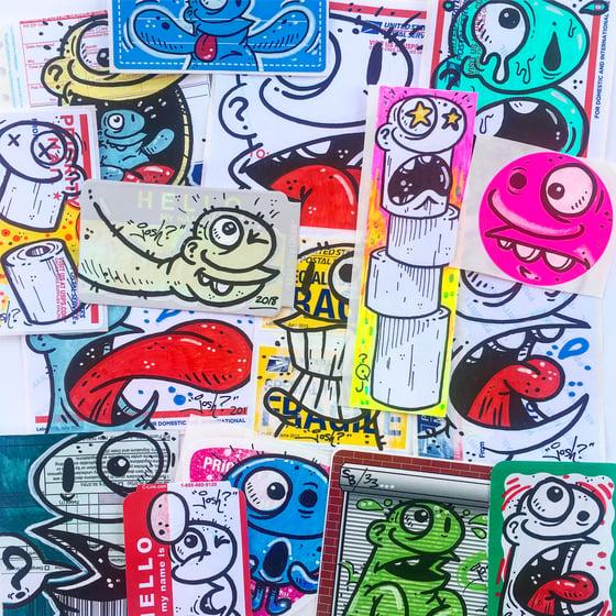 Image of Josh? Sticker Pack