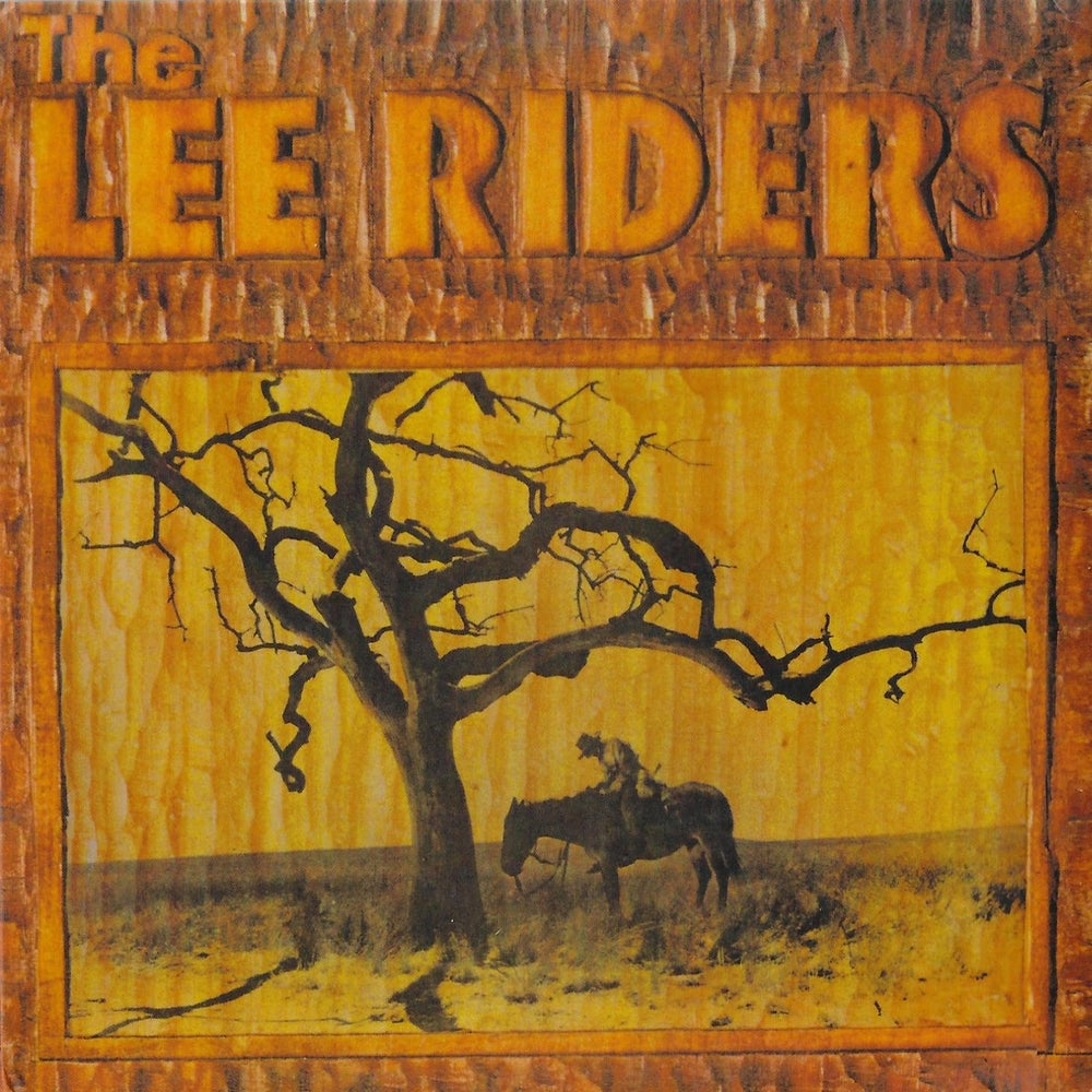 Image of The Lee Riders - 'S/T' CD UK IMPORT (High On The Pyg Track/Shagrat)