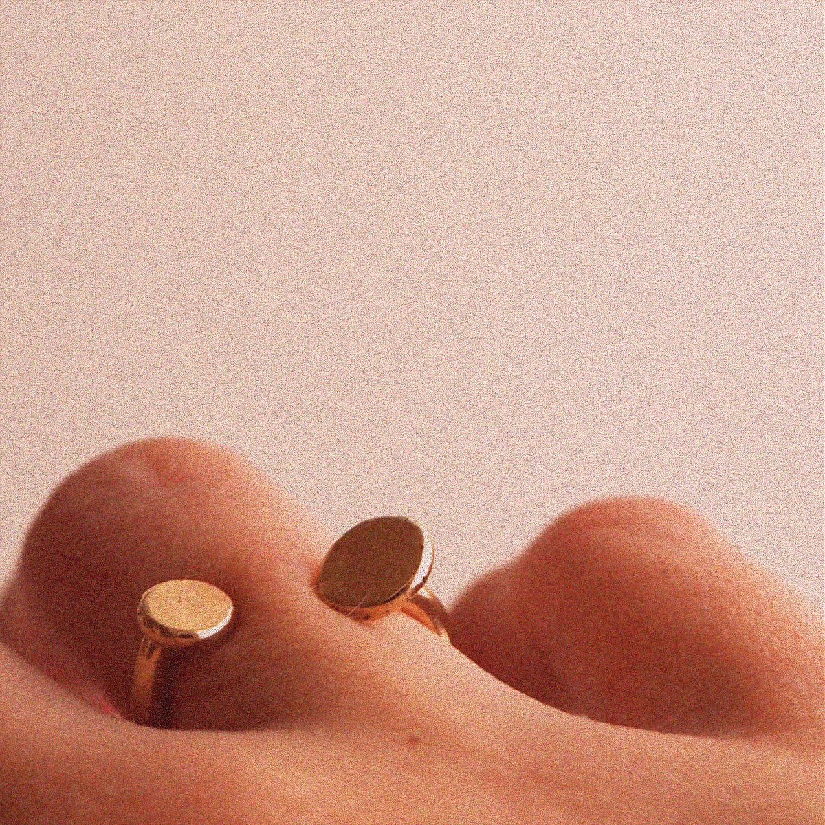 Image of Paola Gold Cuff Ring