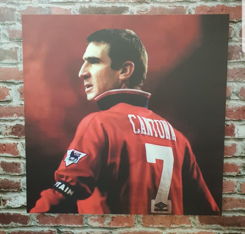 Image of Eric Cantona Captain