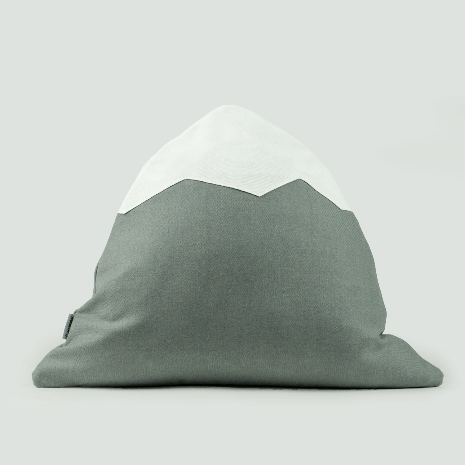 Image of Mountain Pillow C09 | Gray