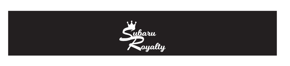 Image of Subaru Royalty Banner