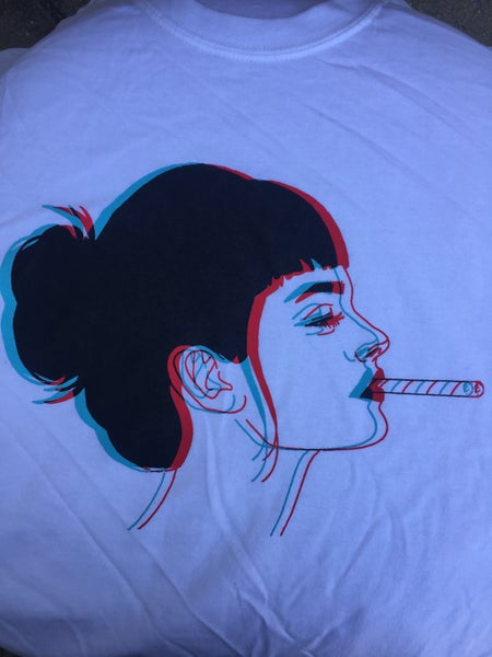 Image of Joint babe tshirt