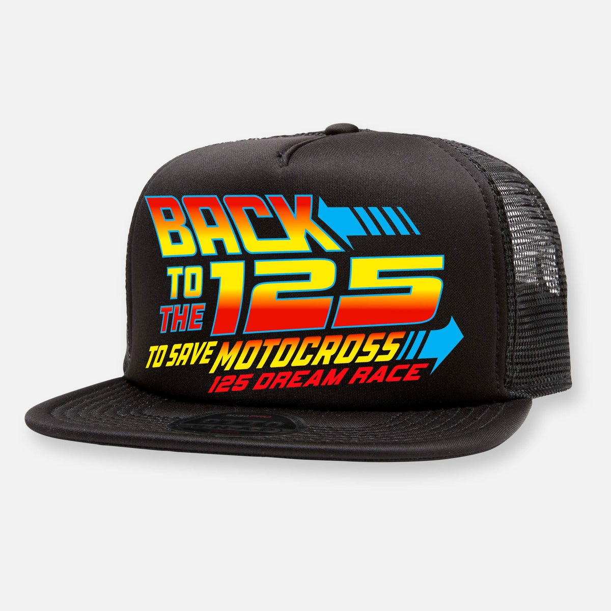 Image of BACK TO THE 125 HAT