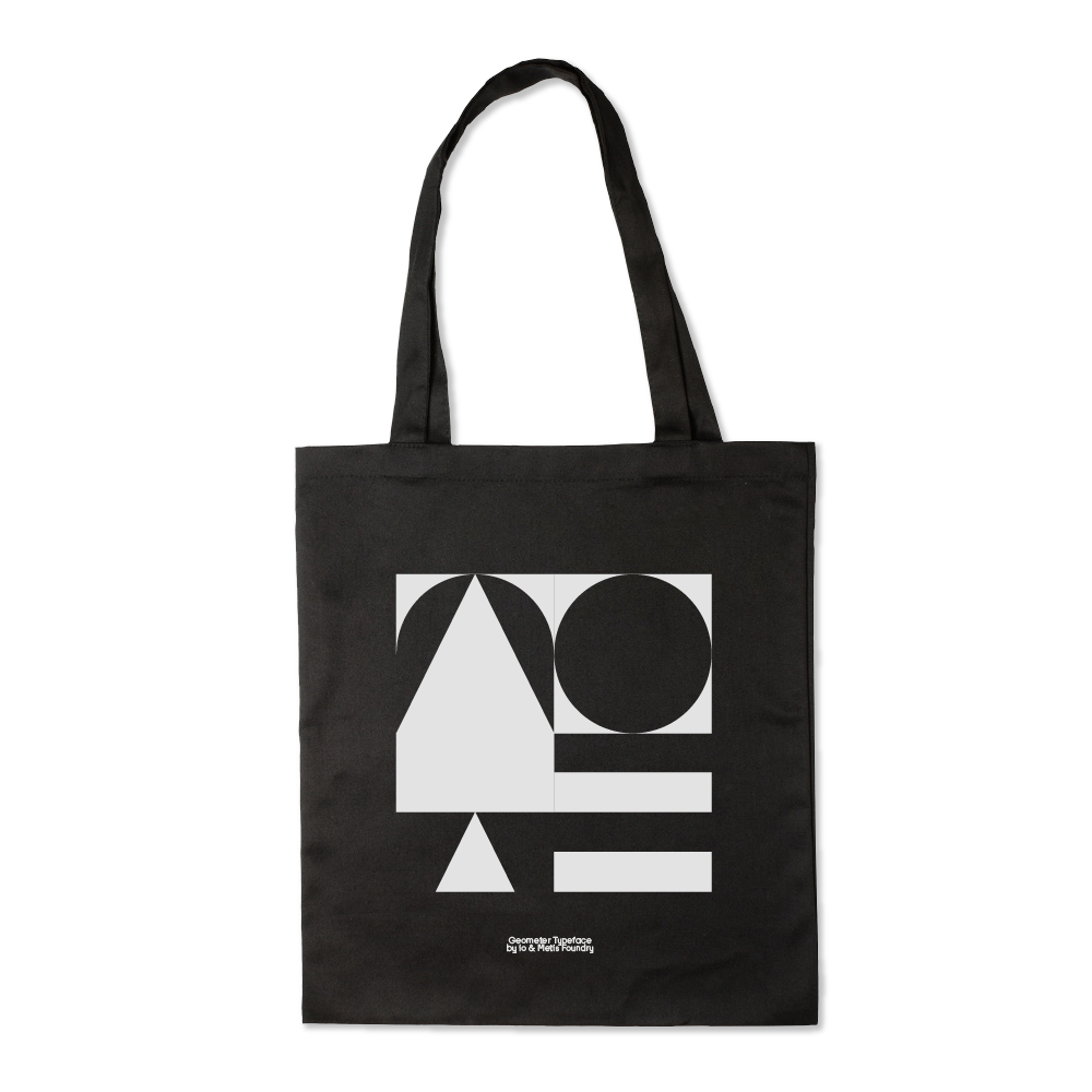 Image of Geo Tote Tote bag