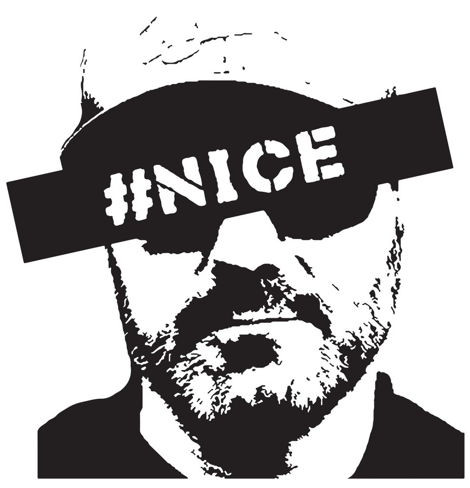 Image of #nice T-Shirt (Peter Kupfer Style)