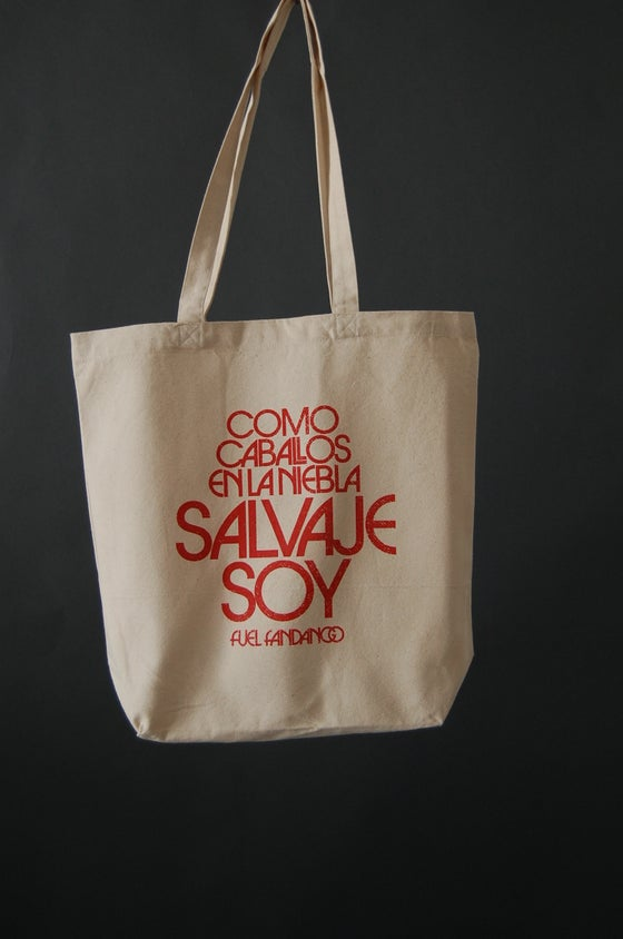 Image of Bolsa de tela Salvaje