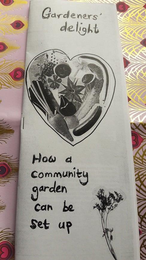 Image of Gardenders' Delight Zine - Community Gardening