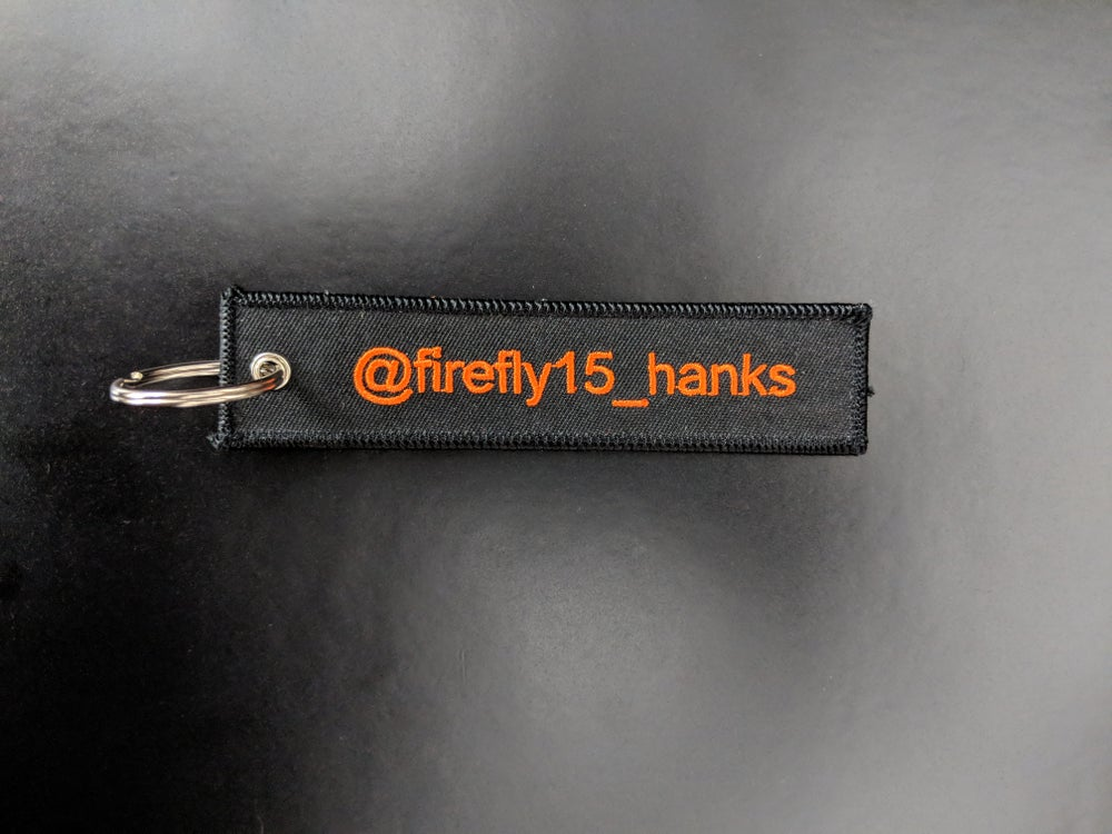 Image of Firefly Flight Tag