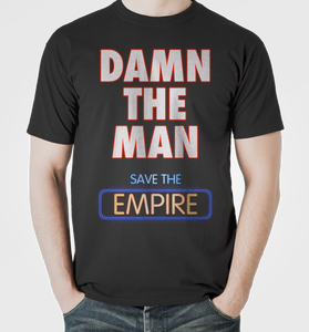 Image of BM Exclusive DAMN THE MAN Empire Records T Shirt