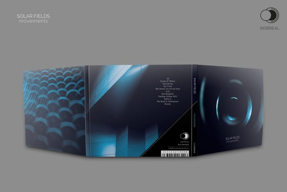 Image of Solar Fields 'Movements' digipack CD - remastered 2018