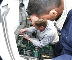 Image of RYA Diesel Engine Course