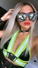 Reflectionz Body harness (2 colours available)