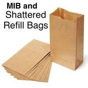 Image of Shattered/MIB Refill Bags 100 count