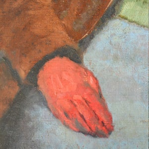 Image of 1957, 'The Red Gloves' Jan Korwin-Kochanowski (1897-1970).