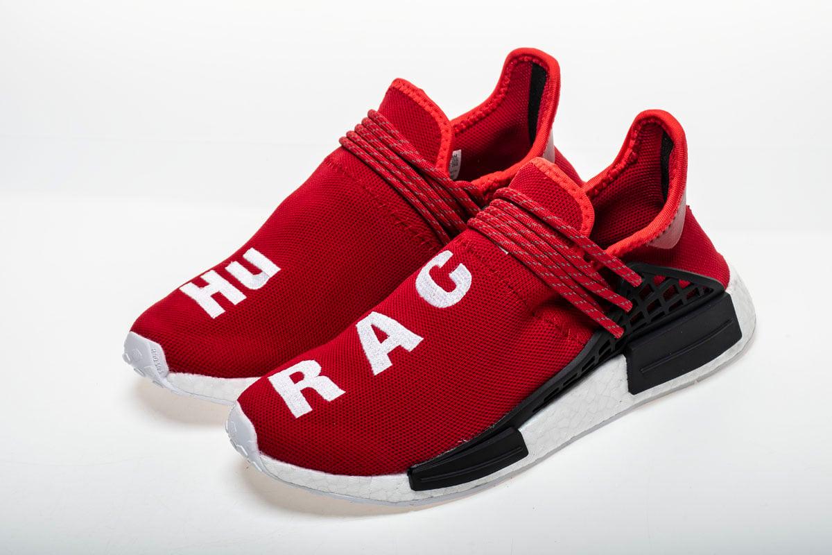 Pharrell x NMD Human Race 'Red'