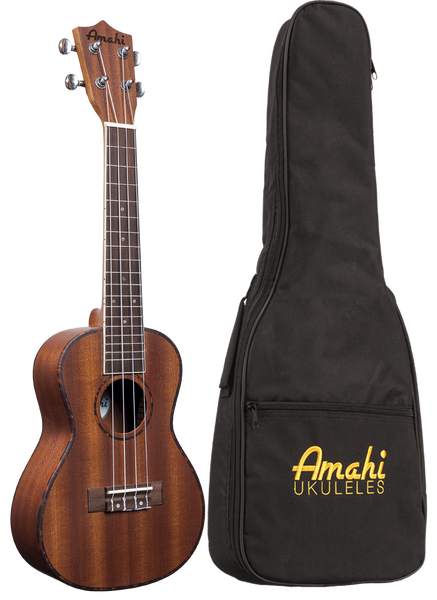Image of Amahi Classic Mahogany Series UK-220 in Soprano