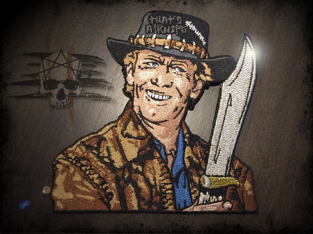 Image of Badass #24 - That's A Knife