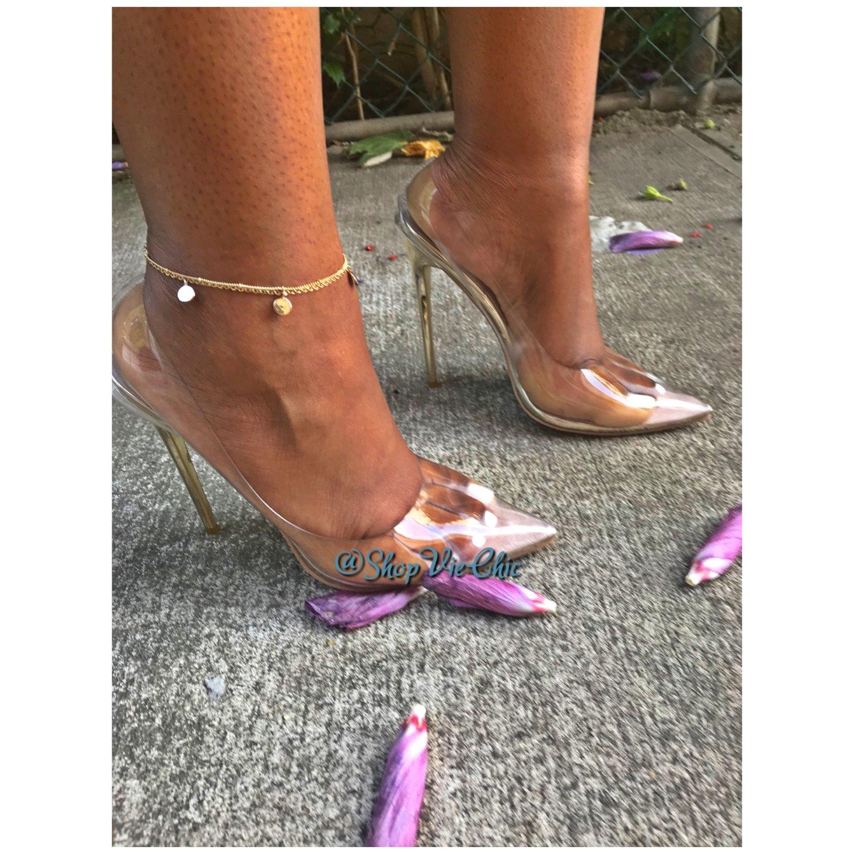 "Image of ""Angelica"" ankle bracelet"
