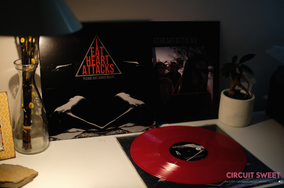 Image of IEatHeartAttacks ‎– Please Just Dance Death LP