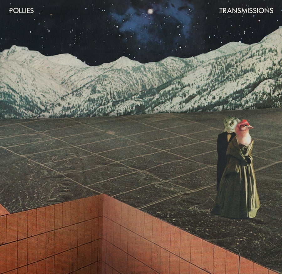 Image of The Pollies - Transmissions LP