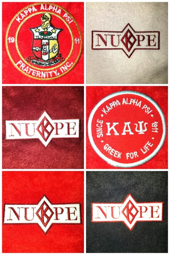 Image of KAY Kappa Alpha Psi Themed Shorts