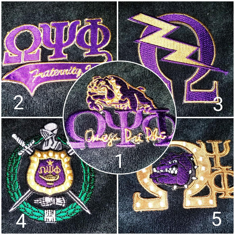 Image of Omega Psi Phi Themed Shorts