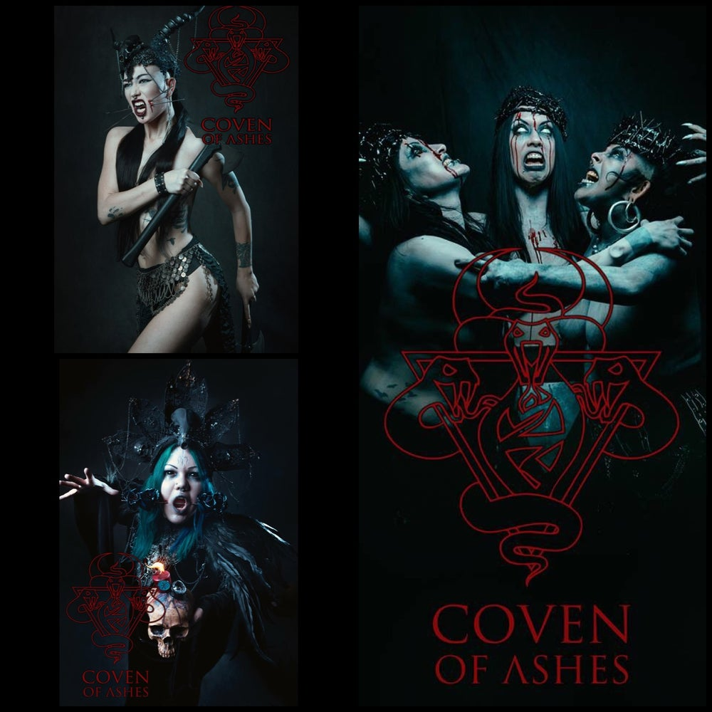 Image of Coven of Ashes Photo Print/Poster