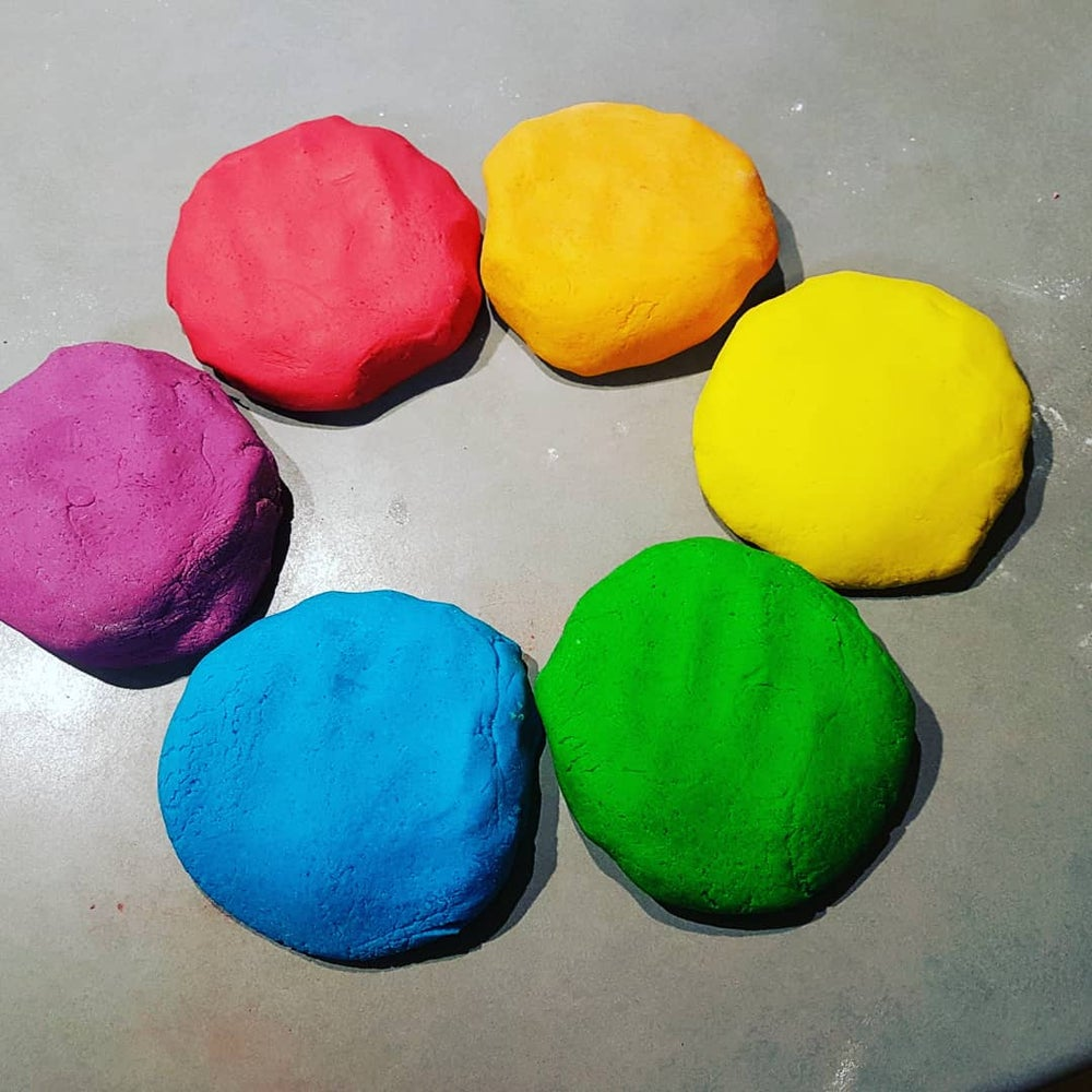 Image of Playdough / Nature dough