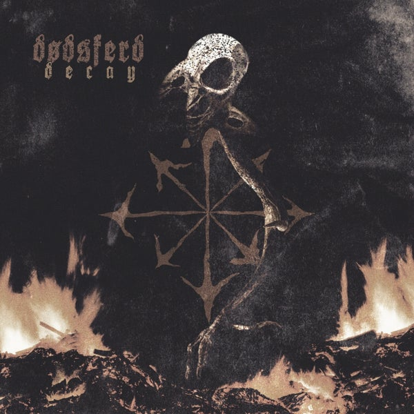 "Image of Dodsferd ""Decay"" 7"" Single"